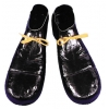 Clown Shoe 16In Plastic Black